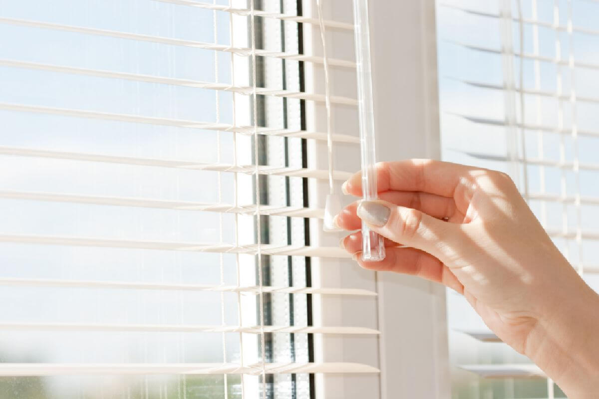 uPVC Window Blinds Buckinghamshire